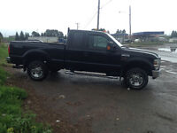 2008 Ford f250 diesel superduty 4x4 extra cab 187kms $18500.00