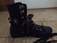 Converse All Star high tops size 5.5