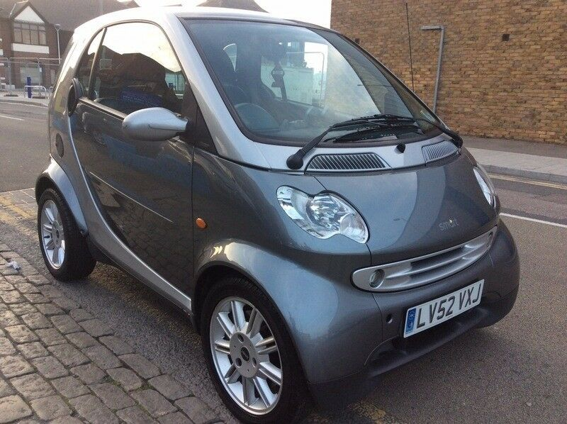 2003 SMART FORTWO AUTOMATIC REMOTE LOCKING GREAT FIRST/ CITY CAR!! IDEAL M.P.G!!