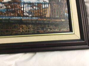 OIL ON CANVAS PAINTING OF THE KIRK St. John's Newfoundland image 2