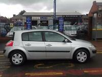 Renault Megane 1.6 VVT 115 Expression 12 months mot , nice car drives well