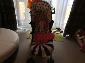 Cosatto Supa Stroller GoLightly 2