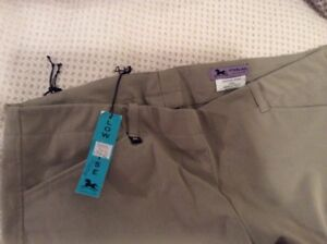 R.J. Classics Sterling Collection Breeches 32L NEW w/tags