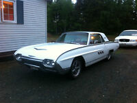 1963 TBIRD- REDUCED $1200! MUST SELL IT ASAP!