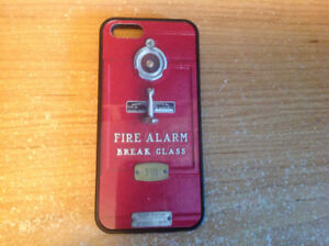 iPhone 5 Fire Alarm Pull Station Cover