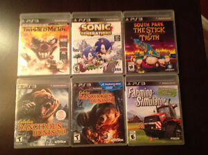 PS3 Games Buy More Save More