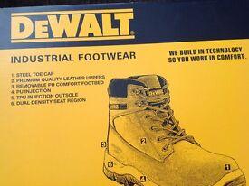 DeWALT Industrial Footwear. Size 10 UK. 44 EU