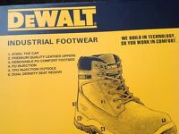 DeWALT Industrial Footwear. Size 10 UK. 44 EU