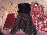 Bundle of Girl's Outfits 7-8 years