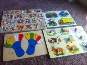 Wooden puzzle games Windsor Region Ontario image 8