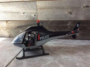 Playmobil - Hélicoptère de police