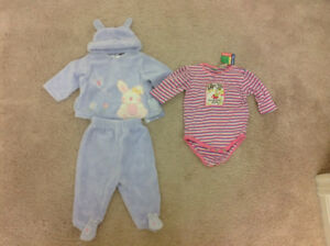Brand new baby girl clothes size 3-6M