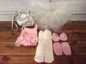 Authentic American Girl Doll Ballet Outfit SOLD PPU