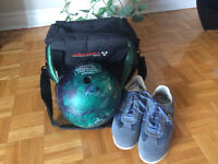 Bowling Equipement for Sale