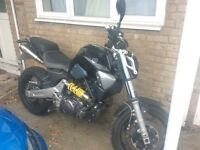 Yamaha MT 03 2007. Low mileage and great condition