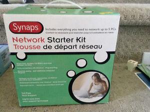 Network starter kit, brand new