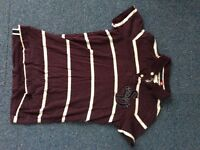 Superdry polo size M