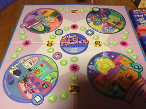 LITTLEST PET SHOP BOARD GAME 4 PET SHOP INCLUDED Gatineau Ottawa / Gatineau Area image 10