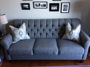COUCH URGENT MUST GO-rarely used, PERFECT condition!