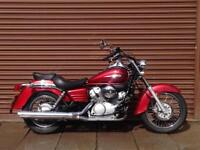 Honda Shadow 125cc VT125 Custom 2006. Only 9741miles. Delivery Available.