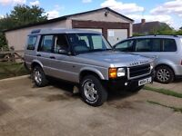 Land Rover Discovery 2 TD5 S (2000)