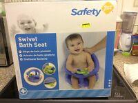 Swivel Baby Bath Seat