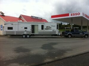 Do you need your Travel trailer, boat, pontoon moved? TRAILERS.