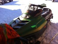 1996 Arctic Cat Ext EFI