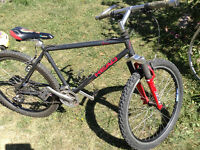 Head 24 Speed Mountain Bike 18""