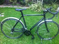 Cannondale caadx cyclecross road bike 56cm frame