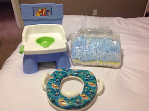 Potty Training Package