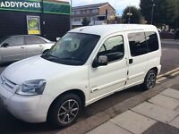 CITROEN BERLINGO MULTISPACE 1.9 DIESEL LONG MOT PX WELCOME