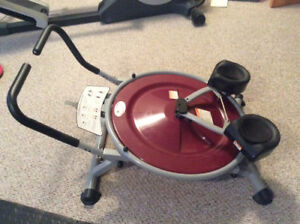 Exercise equipment. AB Circle