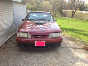 1992 Ford Mustang LX Other