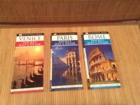 Travel Books For Sale.