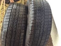 Continental tyres 4x4
