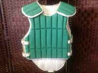 PROTECTIVE VEST-EQUESTRIAN