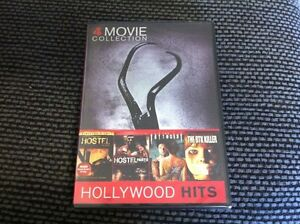 Hollywood Hits 4 Horror Movie Collection on 2 DVD'S