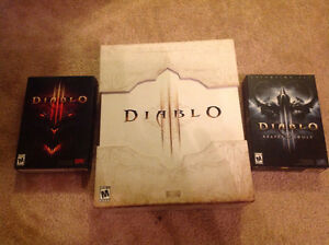Diablo 3 collectors edition for pc/mac