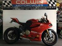 2014 63 DUCATI PANIGALE 1198CC 1199 PANIGALE S ABS