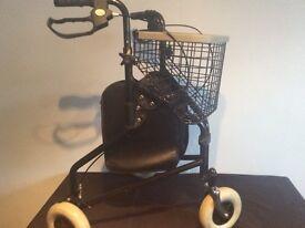 Tri Walker, disability Walker. Rollator