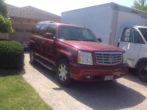2003 Cadillac Escalade Other