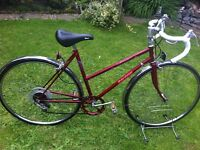 Retro Raleigh prelude bicycle