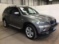 2007 BMW X5 3.0 D SE 7 SEATS + SAT NAV LEATHER 13 SERVICES LONG MOT