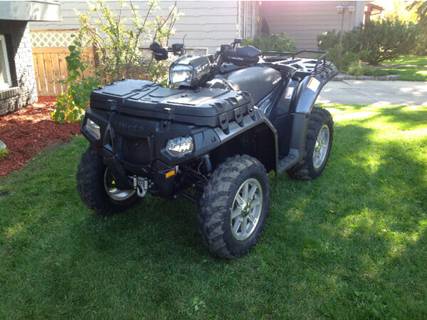Used 2002 Polaris sportman 500 HO