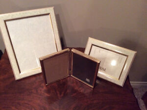 3 PICTURE FRAMES