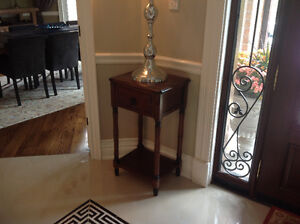 Entrance side table 2 pieces