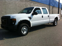 2008 FORD F250 SUPER DUTY 4X4 DIESEL