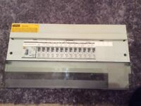 Crabtree consumer unit trip switch circuit box can post