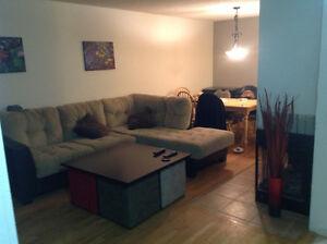 3 BEDROOM, GROUND FLOOR CONDO FOR RENT- 1450$ MARCH